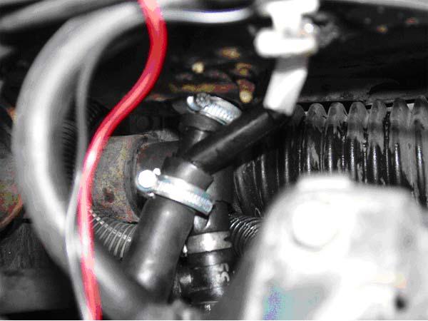 циркуляция охлаждающей жидкости в двигателе renault f3r