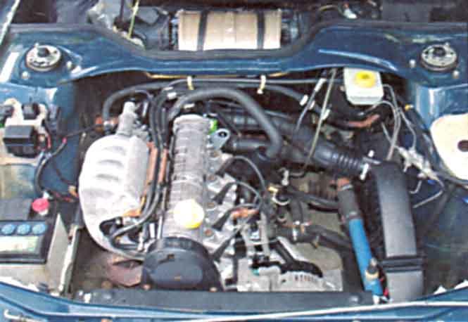 Тюнинг  Двигателя  2141 -  тюнинг. Фото.