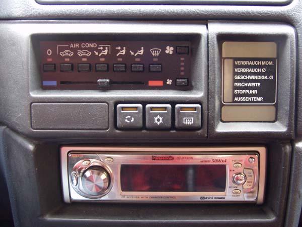 Opel Vectra A | ����������� �� ������ �������� | ����� ������